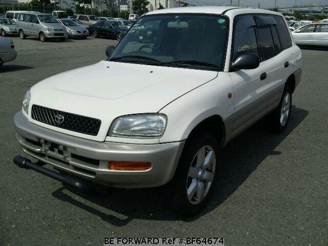 Used 1996 TOYOTA RAV4 BF64674 for Sale