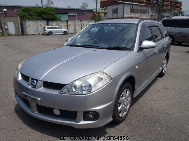 Used 2003 NISSAN WINGROAD BF64858 for Sale