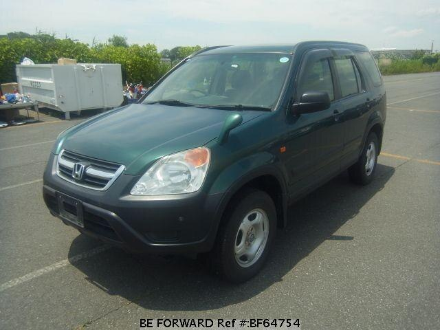 Used 2002 HONDA CR-V BF64754 for Sale