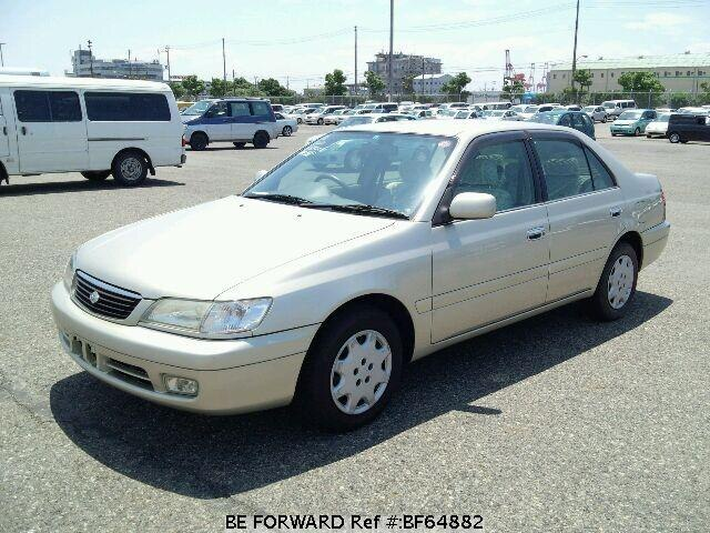 Used 2001 TOYOTA CORONA PREMIO BF64882 for Sale