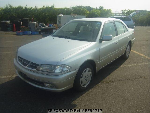 Used 1999 TOYOTA CARINA BF64757 for Sale