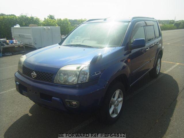 Used 2001 NISSAN X-TRAIL BF64812 for Sale