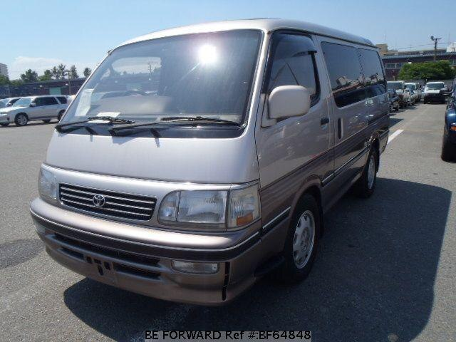 Used 1995 TOYOTA HIACE WAGON BF64848 for Sale