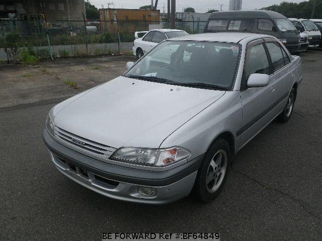 Used 1996 TOYOTA CARINA BF64849 for Sale