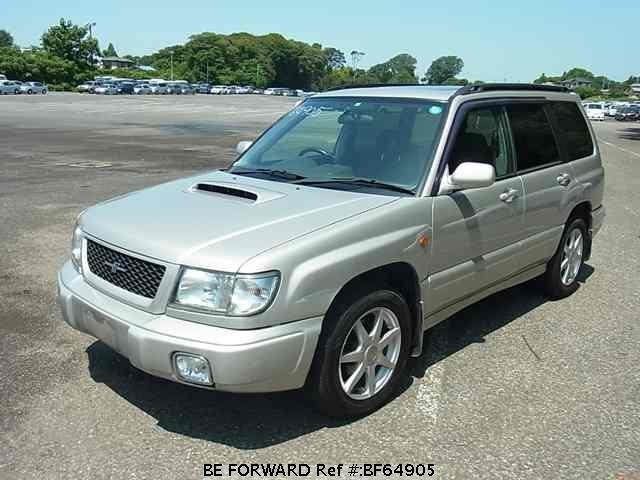 Used 1999 SUBARU FORESTER BF64905 for Sale