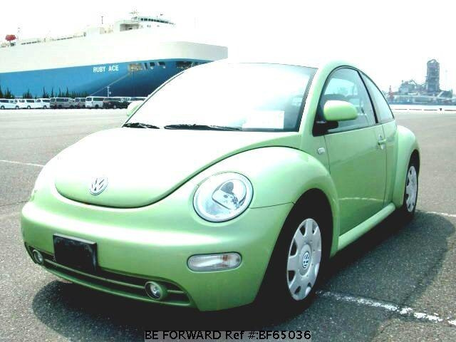 Used 1999 VOLKSWAGEN NEW BEETLE BF65036 for Sale