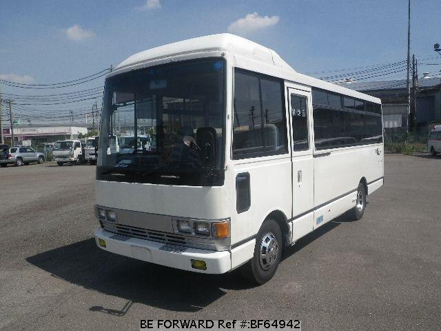 Used 1989 HINO RAINBOW BF64942 for Sale