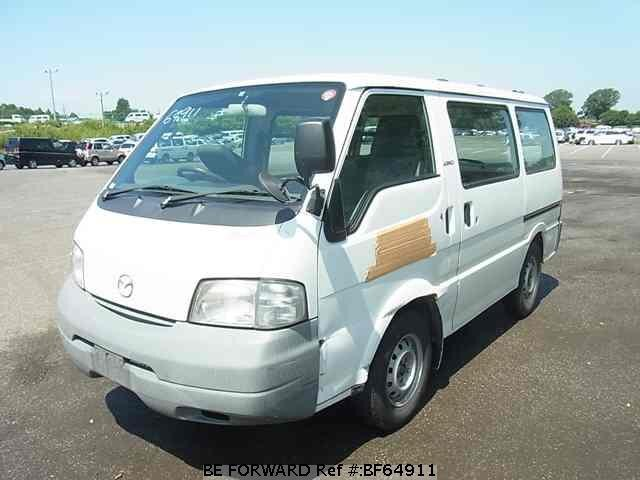 Used 2003 MAZDA BONGO VAN BF64911 for Sale