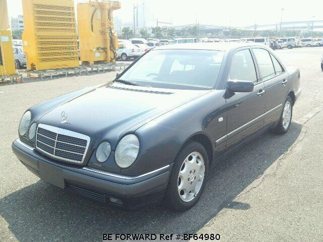 Used 1996 MERCEDES-BENZ E-CLASS BF64980 for Sale