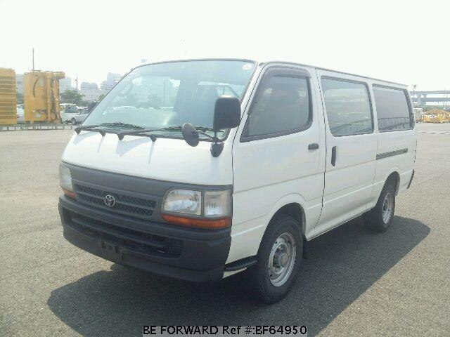 Used 2003 TOYOTA HIACE VAN BF64950 for Sale