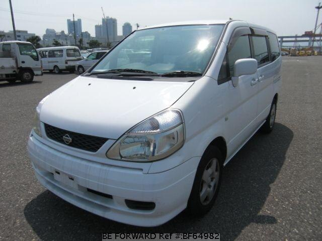 Used 1999 NISSAN SERENA BF64982 for Sale