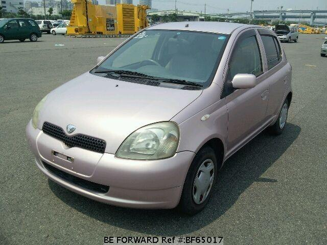 Used 1999 TOYOTA VITZ BF65017 for Sale