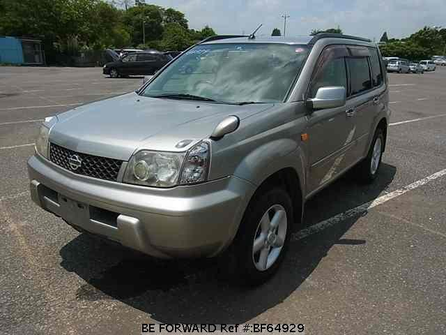 Used 2001 NISSAN X-TRAIL BF64929 for Sale