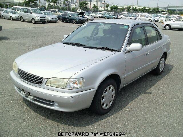 Used 1997 TOYOTA COROLLA SEDAN BF64994 for Sale