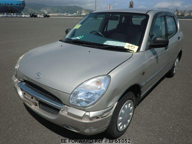 Used 2000 TOYOTA DUET BF65052 for Sale