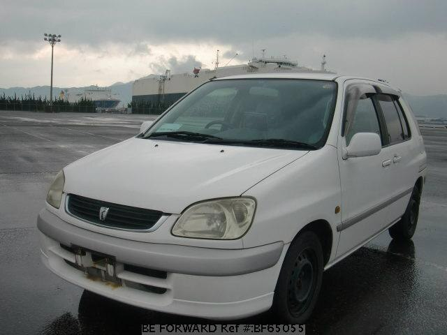 Used 2000 TOYOTA RAUM BF65055 for Sale
