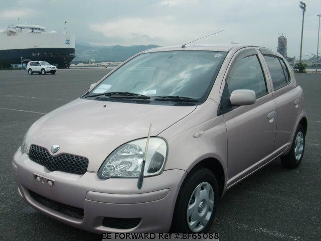 Used 2002 TOYOTA VITZ BF65088 for Sale