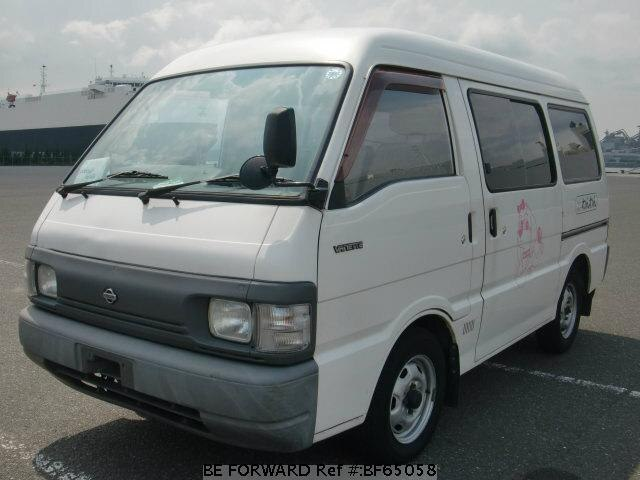 Used 1998 NISSAN VANETTE VAN BF65058 for Sale