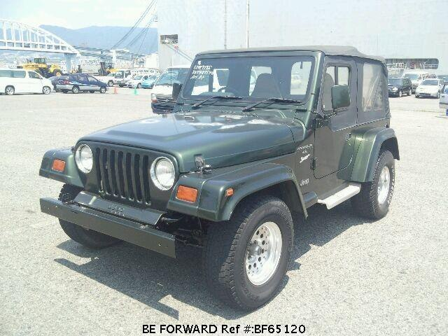 Used 1997 JEEP WRANGLER BF65120 for Sale