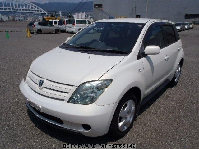 Used 2003 TOYOTA IST BF65142 for Sale