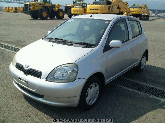Used 2000 TOYOTA VITZ BF65143 for Sale