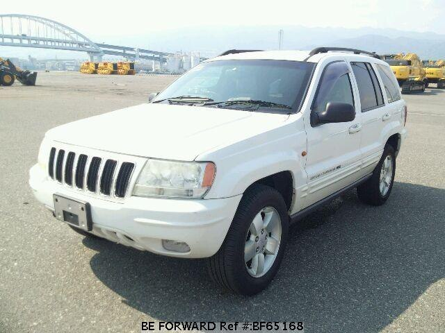 Used 2001 JEEP GRAND CHEROKEE BF65168 for Sale