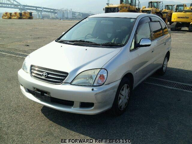 Used 1999 TOYOTA NADIA BF65150 for Sale