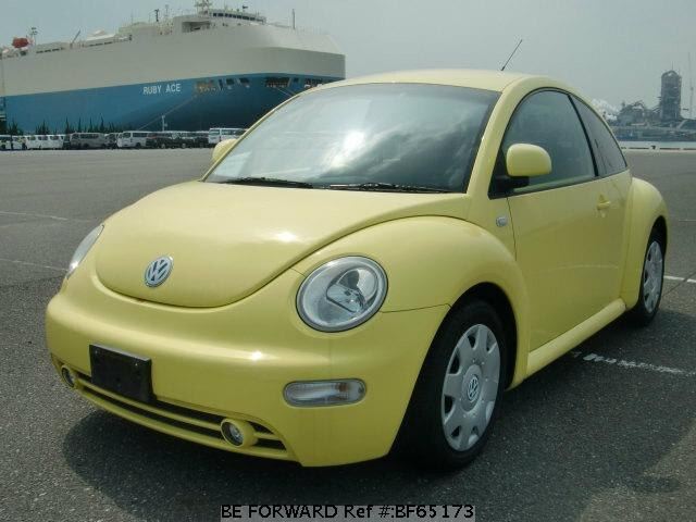 Used 2000 VOLKSWAGEN NEW BEETLE BF65173 for Sale