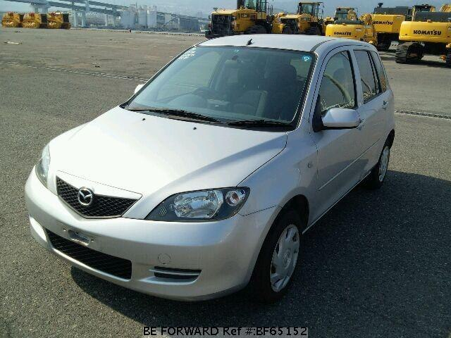 Used 2003 MAZDA DEMIO BF65152 for Sale