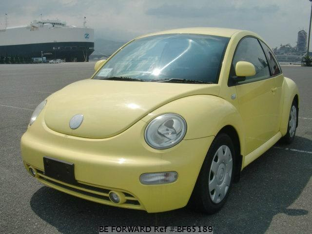 Used 2000 VOLKSWAGEN NEW BEETLE BF65189 for Sale