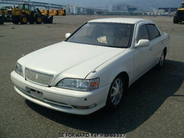Used 1997 TOYOTA CRESTA BF65137 for Sale