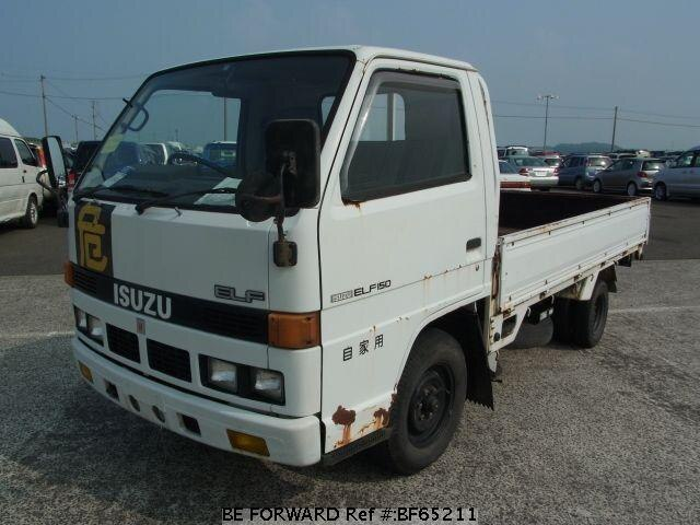 Used 1987 ISUZU ELF TRUCK BF65211 for Sale