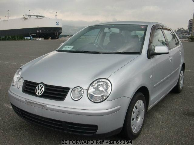 Used 2002 VOLKSWAGEN POLO BF65194 for Sale