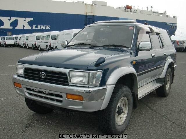 Used 1994 TOYOTA HILUX SURF BF65217 for Sale