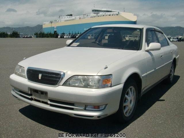 Used 1999 TOYOTA CRESTA BF65200 for Sale
