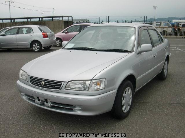 Used 1999 TOYOTA COROLLA SEDAN BF65218 for Sale