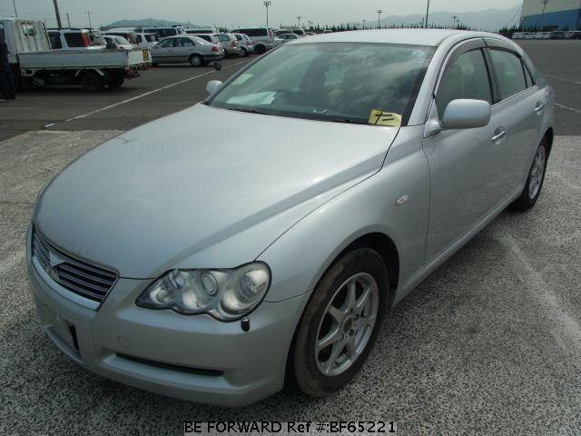 Used 2005 TOYOTA MARK X BF65221 for Sale