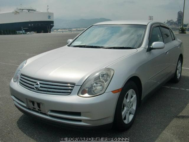 Used 2003 NISSAN SKYLINE BF65222 for Sale