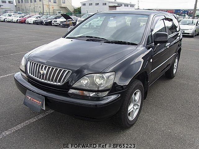 Used 1998 TOYOTA HARRIER BF65223 for Sale