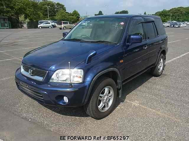 Used 1999 HONDA CR-V BF65297 for Sale