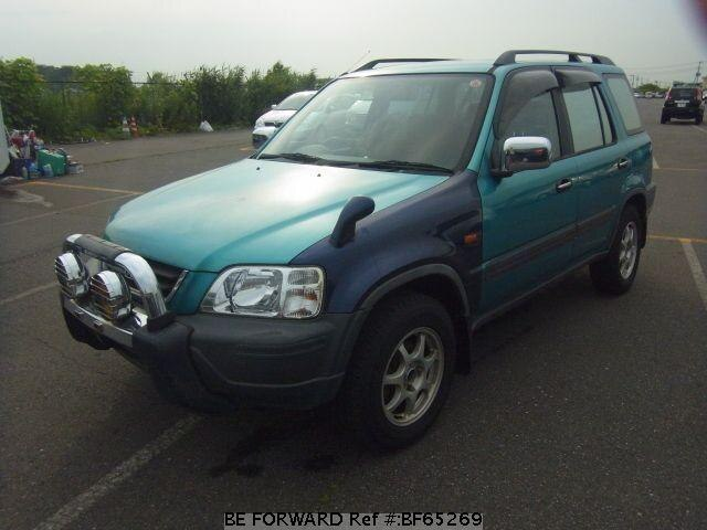 Used 1996 HONDA CR-V BF65269 for Sale