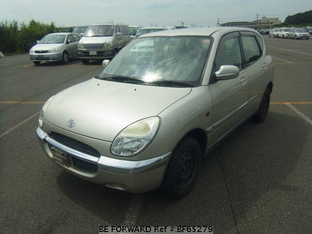 Used 1999 TOYOTA DUET BF65279 for Sale