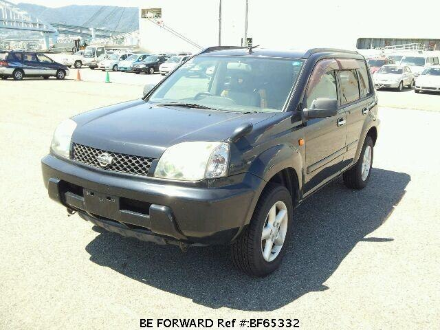 Used 2001 NISSAN X-TRAIL BF65332 for Sale