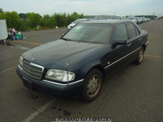Used 1996 MERCEDES-BENZ C-CLASS BF65287 for Sale