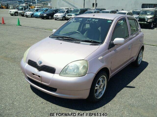 Used 2000 TOYOTA VITZ BF65340 for Sale