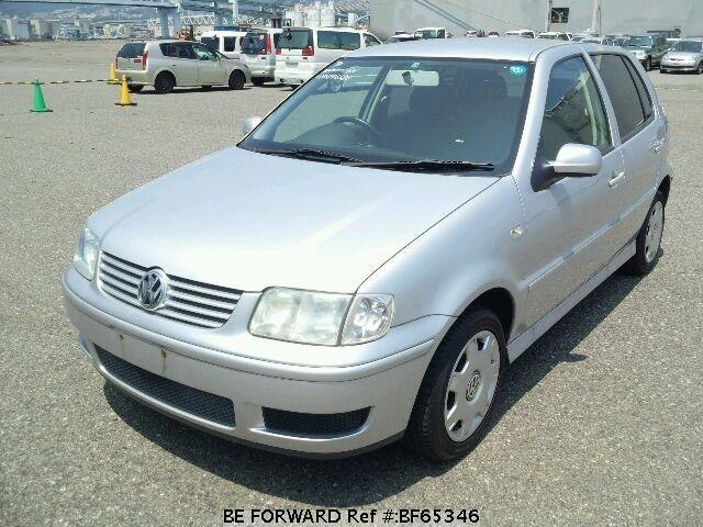 Used 2001 VOLKSWAGEN POLO BF65346 for Sale