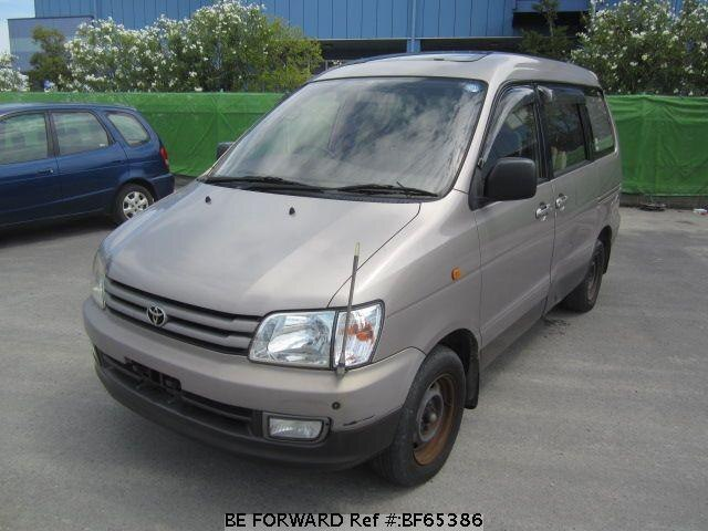 Used 1997 TOYOTA TOWNACE NOAH BF65386 for Sale