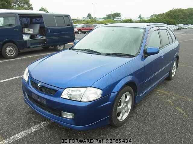 Used 1999 MAZDA FAMILIA S-WAGON BF65434 for Sale