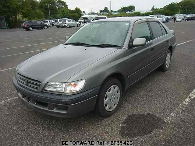 Used 1997 TOYOTA CORONA PREMIO BF65423 for Sale