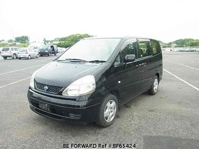 Used 1999 NISSAN SERENA BF65424 for Sale